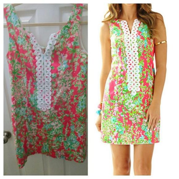 dbbe4a90c10ef2 Lilly Pulitzer Dresses & Skirts - Lilly Pulitzer southern charm Cathy shift